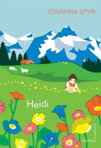 Heidi (Vintage Children's Classics) by Johanna Spyri (2013-05-01)