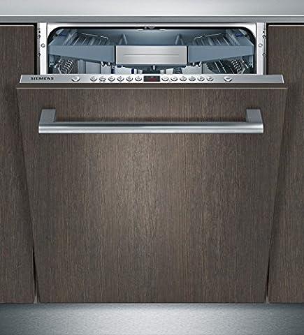 Lave-vaisselle Integrable - Siemens SN658X00ME Entièrement intégré 14places A+++ lave-vaisselle