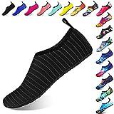 Funnie Hommes Femmes Enfants Barefoot Chaussures d'eau Séchage Rapide Slip-on Sports...