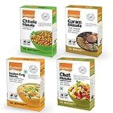 Eastern Masala Combo - Chat Masala(100 g), Channa Masala(100 g), Kitchen King Masala(100 g), Garam Masala(100 g) (Pack of 4)