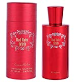 Red Ruby 999 - Eau de Parfum Spray para mujer, 100 ml