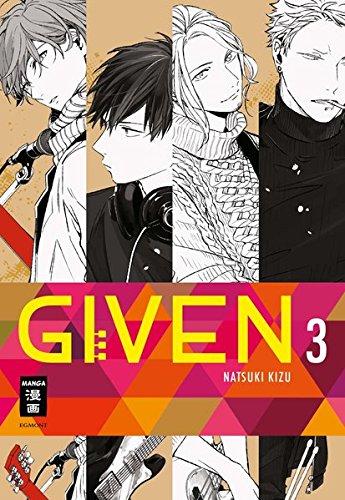 Given 03 por Natsuki Kizu