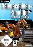 Der Baumaschinen-Simulator - Vom Aufbau bis zum Abriss