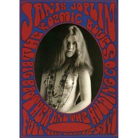 The Kozmic Blues DVD