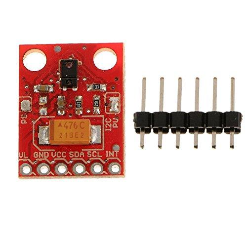 Coomir 3.3V APD-9960 RGB Infrarot Geste Sensor Modul Induktionsbewegung Richtungserkennung
