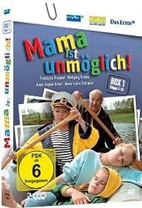 Mama ist unmöglich, Vol.1, Folgen 1-13 [3 DVDs]