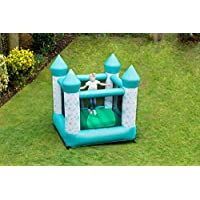 8ft x 8ft Snowflake Bounce House