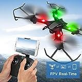 Best Droni Con Fpvs - Tefamore S21 Altitudine Hold 2.4G 2MP HD Macchina Review