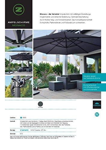 6790d8c1db10 AUSVERKAUFT-neuf parasol habiller spinndüsengefärbt sTABIELO polyester  240 g m²-tAUPE