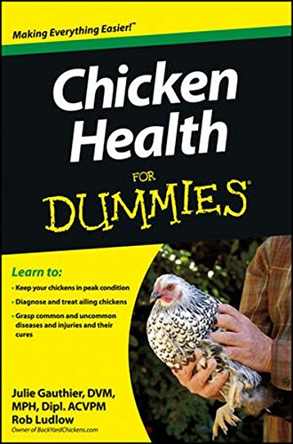 Chicken Health for Dummies por Julie, DVM Gauthier