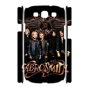 LTTcase Custom Aerosmith 3D Back Cover for samsung galaxy s3 i9300