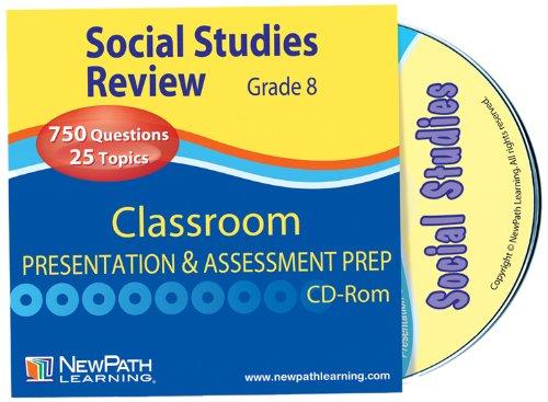 newpath lernen Soziale Studien Interaktive Whiteboard, CD-ROM, Lizenz, Grade 8-10
