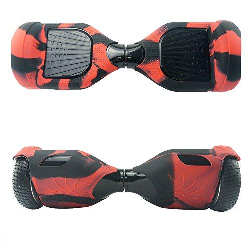 Fbsport Silikon-Schutzhülle für 16,5 cm (2 Räder), selbstbalancierendes Roller, 16,5 cm