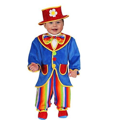 skostüm Baby 62 cm (Clown Kleider)