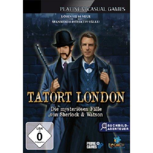 Tatort London Die geheimen Flle von Sherlock und Watson