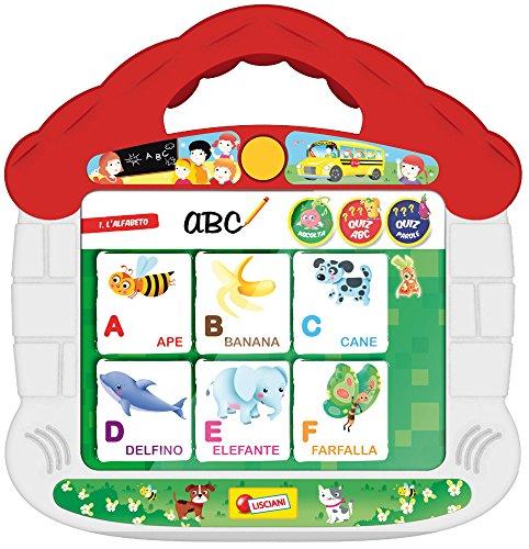 Lisciani Giochi 55906 - Carotina La Scuola Dei Bambini Tocca E Impara