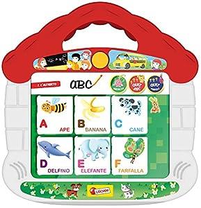 Lisciani 55906 Niño Niño/niña Juego Educativo - Juegos educativos, Niño, Niño/niña, 3 año(s), 6 año(s), 20 Pieza(s)