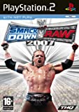 WWWE SmackDown Vs Raw 2007 - Playstation 2 Pal (FR & NL)