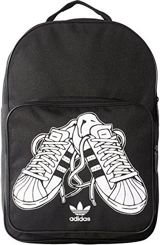 adidas Uomo Accessori / Zaino Classic Sport nero One Size