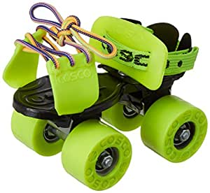 Cosco Zoomer Roller Skate, Junior (Green)