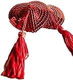 Ann Summers Sequin Red Heart Nipple Tassels