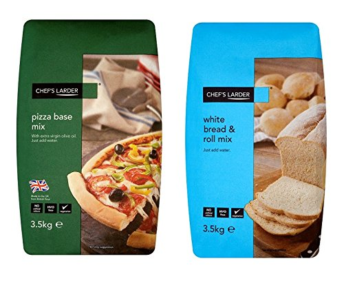 chefs-larder-multi-pack-pizza-base-mix-35kg-white-bread-roll-mix-35kg-sapphire-fashions-ltd-item