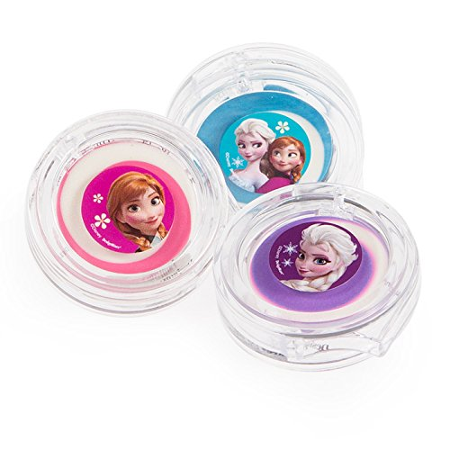 (Disney Frozen Lip Gloss Birthday Party Favour and Prize Giveaway (12 Pack), Multi Color, 1 1/2 .)