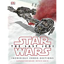 Star Wars The Last Jedi™ Incredible Cross Sections