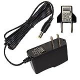 HQRP Ladegerät/Netzadapter für Vtech Disney Create-A-story Intelligenz/Laptop/Multimedia-Lernsystem/Lerntablet + HQRP Euro Stecker Adapter
