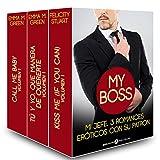 Image de Mi jefe, 3 romances eróticos con su patron