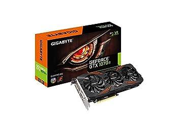 Gigabyte GTX 1070 Ti Gaming 8G GV-N107TGAMING-8GD 8 GB Ekran Kartı