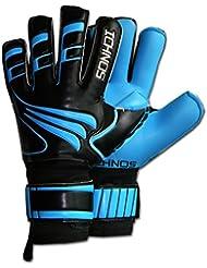 Ichnos Artemis Neon guantes de portero adulto con protección en los dedos (9)
