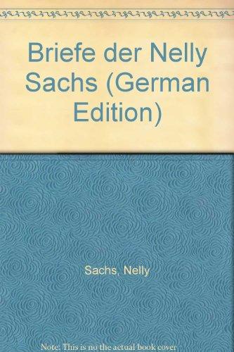 Briefe der Nelly Sachs