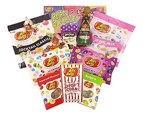 American Candy Geschenkset mit Jelly Belly Beans | Große Auswahl