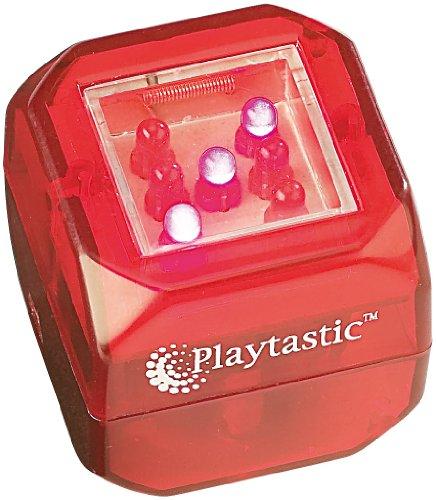 Playtastic Cube: Elektronischer Würfel (Spielewürfel)
