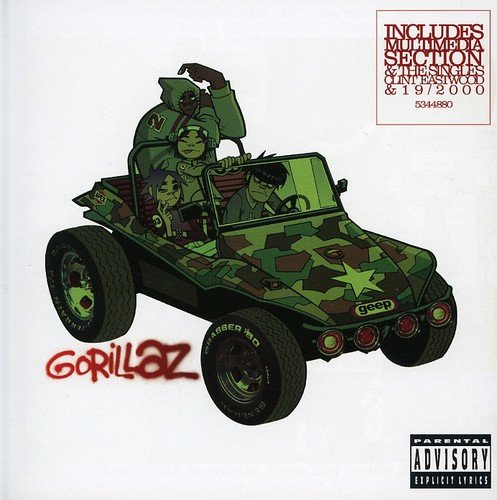 Gorillaz: Gorillaz (New Edition) (Audio CD)
