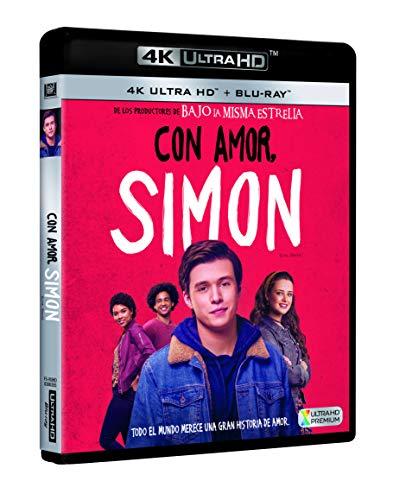 Con amor, Simon (Bd UHD) [Blu-ray]