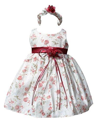 Baby kleid rot 74