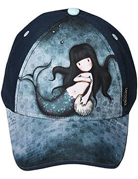Gorra Gorjuss Santoro Azul Sirena