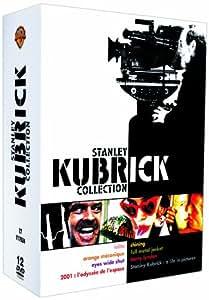 Coffret Stanley Kubrick - 12 DVD dont 1 documentaire sur Kubrick