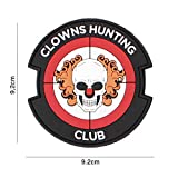 OPS Gear Patch - Clowns Hunting Club