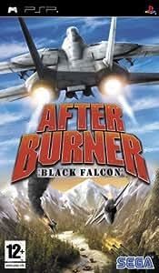 After Burner : Black Falcon PSP