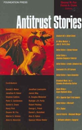 Antitrust Stories (Law Stories) por Eleanor Fox