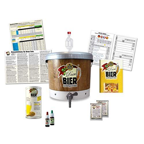 Bierbrauset Dein BIER selbstgebraut - Basis