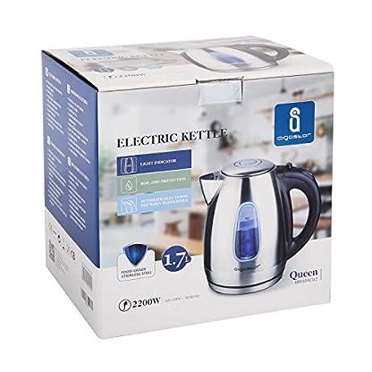 Aigostar-Queen-30CDZ-Wasserkocher-aus-Edelstahl-mit-LED-Beleuchtung-2200-Watt-mit-17-Liter-Groraum-kochtrocknender-Schutz-BPA-frei
