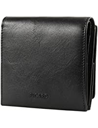 PICARD Apache Wallet Black