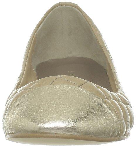 JONAK Dada 264-DADA/CU/E3, Ballerine donna Beige (Beige (camel/platine))