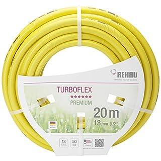 Aqua2go Wasserschlauch 1/2Inch 25m Yellow