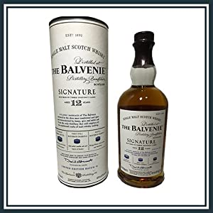 Balvenie 12 Years Old - Signature Batch 3 by Balvenie