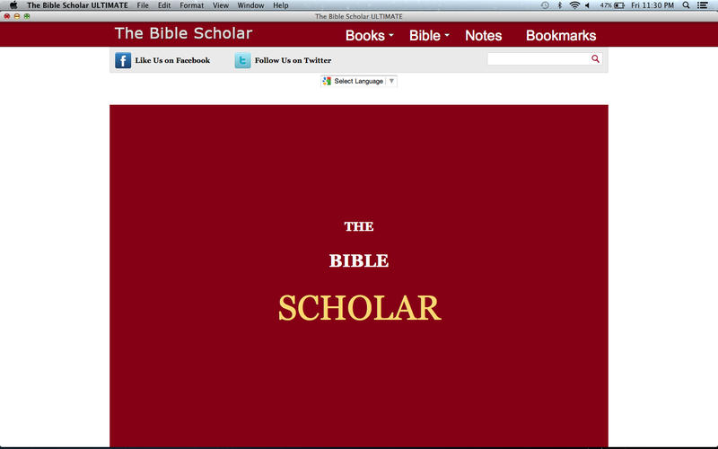 Die Bibel Scholar [Download]